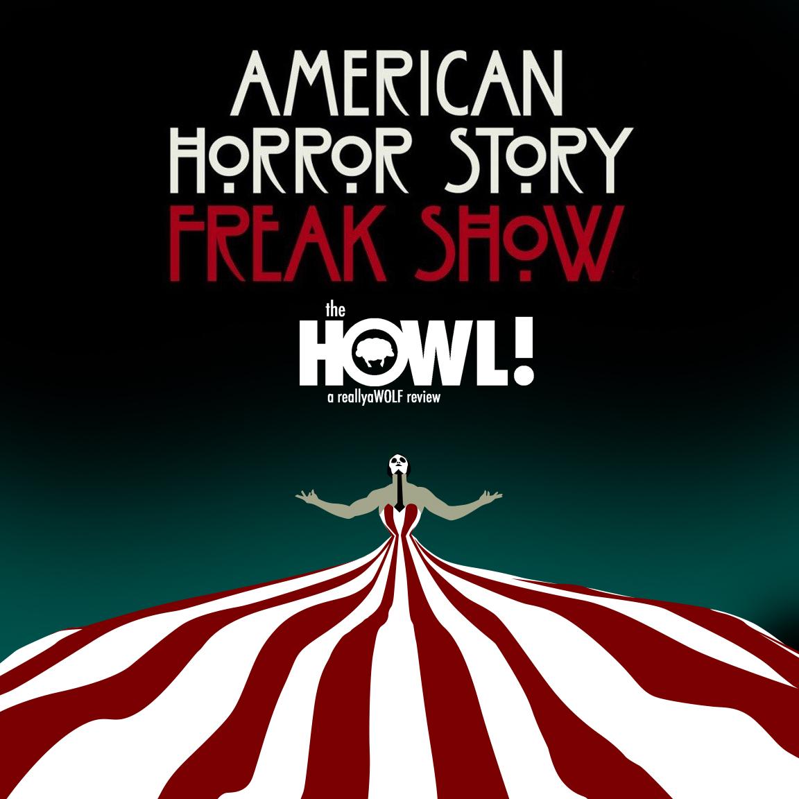 American Horror Story Freak Show raW